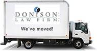 Little moving van